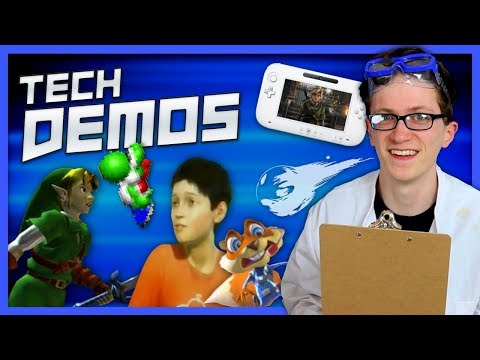 Tech Demos - Scott The Woz