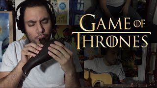 Game of Thrones - Main Theme - Ocarina Cover | David Erick Ramos