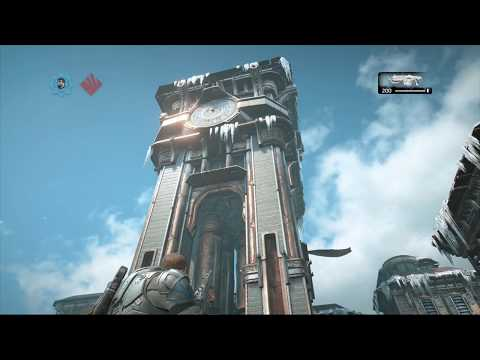 Gears Of War 4 - Sound Design Showcase -  Game Moments And Destruction