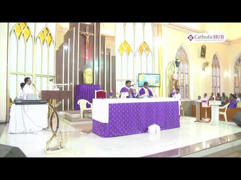 Tamil Holy Mass @ Our Lady of Lourdes Church, Ulsoor, Bangalore, KA, INDIA,14 03 17
