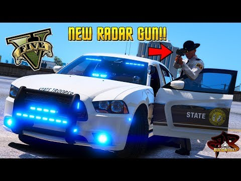 🔴NC Highway Patrol - State Trooper◆LSPDFR GTA5 Mods◆Real Life Police Mods For GTA 5#BuddaNation