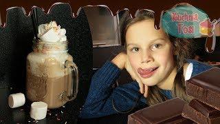 Gorąca czekolada na zimowe wieczory