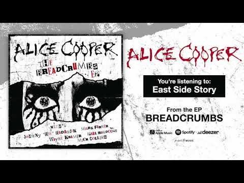 "Special Ed  - Alice Cooper Is Streaming A Cover Of Bob Seger's ""East Side Story"""