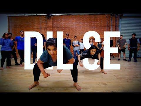 """""""DIL SE RE""""- BOLLYFUNK Dance   AR Rahman   Chaya and Shivani"""