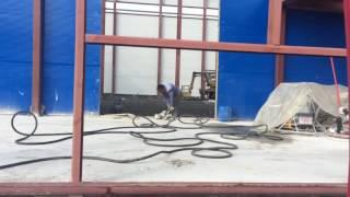 РАБОТА С ОТБОЙНЫМИ МОЛОТКАМИ В ЯХРОМЕ kompressora-arenda.ru # 8-926-706-14-35(, 2016-08-21T10:30:53.000Z)