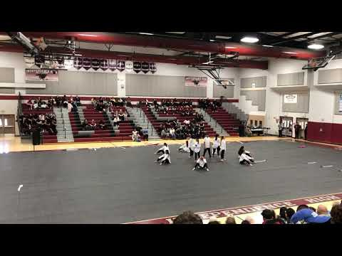 Shafter High School Colorguard 2020 Show 1