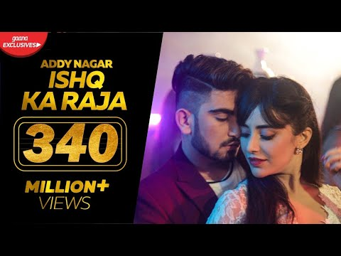 Mix - Ishq Ka Raja - Addy Nagar (Official Video)- Hamsar Hayat - New Hindi Songs 2019