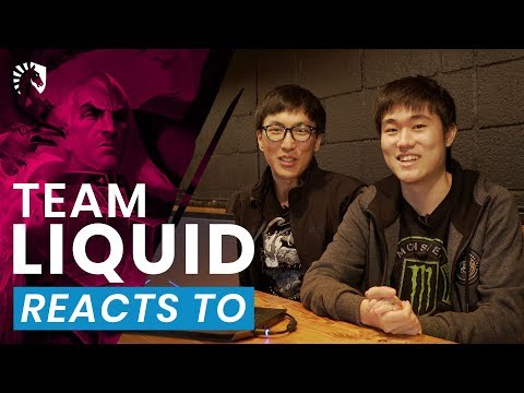 Team Liquid Reacts To: Swain Rework - 'Swain is garbage, this is a Nasus spotlight now'