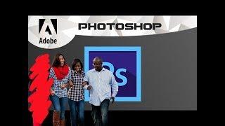 Como remover pessoas e objetos do photoshop - Parte 1