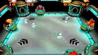 Crash Bash - Crash Ball Platinum Relic Challenge