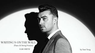 Here's my piano and string arrangement of 'writing's on the wall' by sam smith. hope you guys enjoy take it! looking forward to film! love stri...