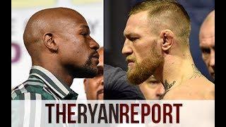 Conor McGregor Vs. Floyd Mayweather, Quincy Jones All On The Ryan Report