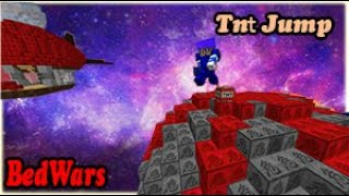 Tnt Jump Gone Wrong  Hypixel Bedwars || In Hindi