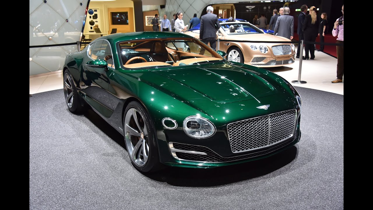 Bentley Exp 10 >> 85e Salon De Geneve Edition Du 11 03 Bentley Exp 10 Qoros 3 City Suv