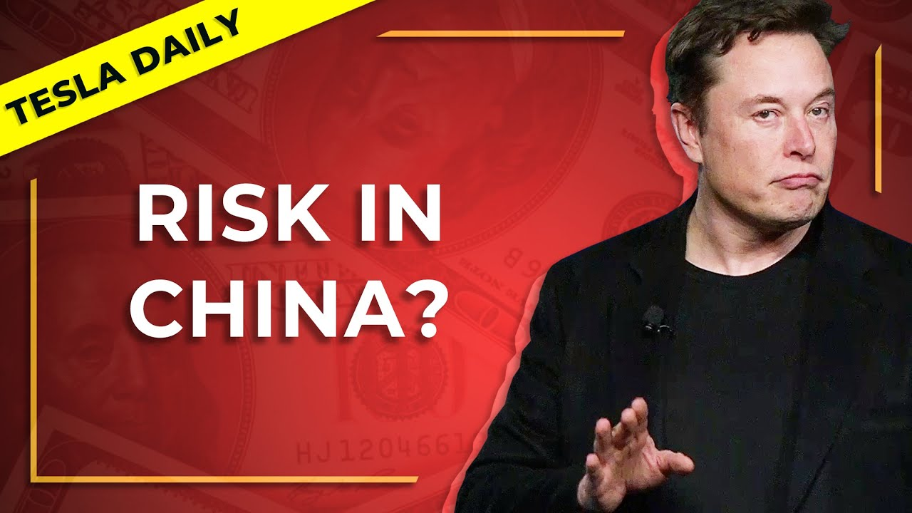 China Military Tesla Restrictions/Risk + Cybertruck Giga Press, Bitcoin, SpaceX