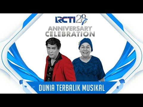 RCTI 28 Anniversary Celebration - aduh ini si aceng segala dateng ngapain lagi
