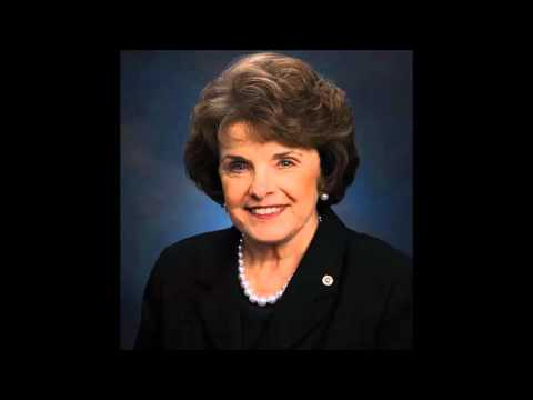 Treason! My Name is Senator Dianne Feinstein, and I voted for the UN Gun Treaty