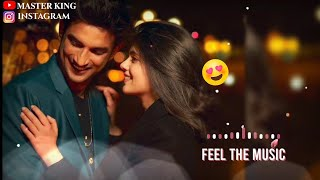 Dil bechara susant singh rajput new ringtone best love sad ringtone 2020 most heartily ringtone