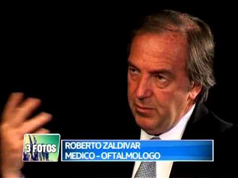 Entrevista el Dr. Roberto Zaldivar en 3 Fotos (2ª Parte)