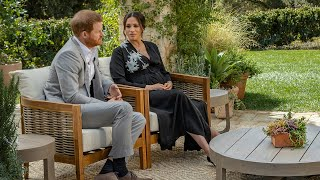 video: New videos from Harry and Meghan's Oprah interview reveal Queen and Philip did not make racist Archie comments