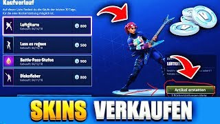 FORTNITE SKINS SALE!! (this is how it works) | Season 4/5 - Fortnite Battle Royale
