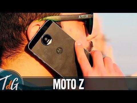 Moto Z, review en español