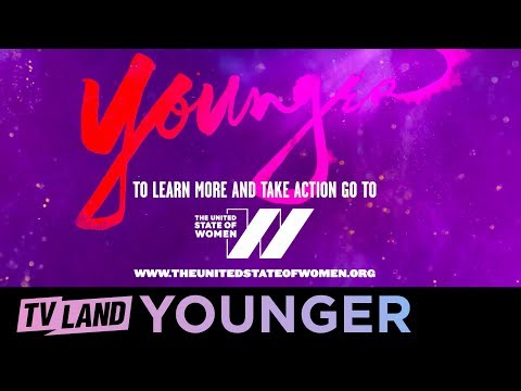 The Cast of Younger Wants You to Stand Up for the Violence Against Women Act
