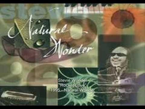 Stevie Wonder - Rocket Love (Live)
