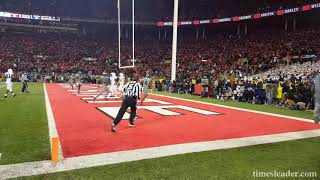 Ohio State scores winning TD against Penn State