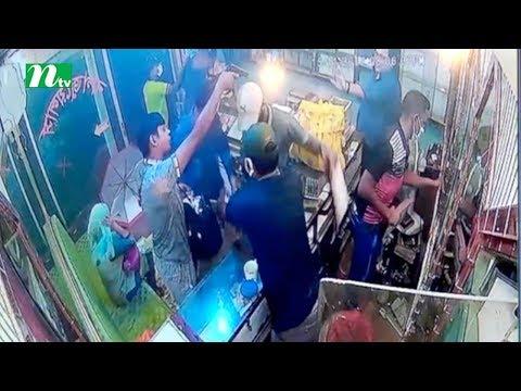 Robbers loot jewelry shop in Manikganj