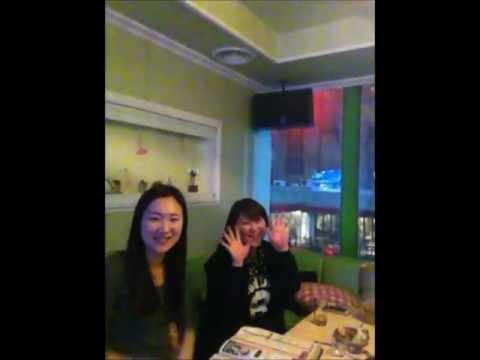 KIK Blog 4- Karaoke!