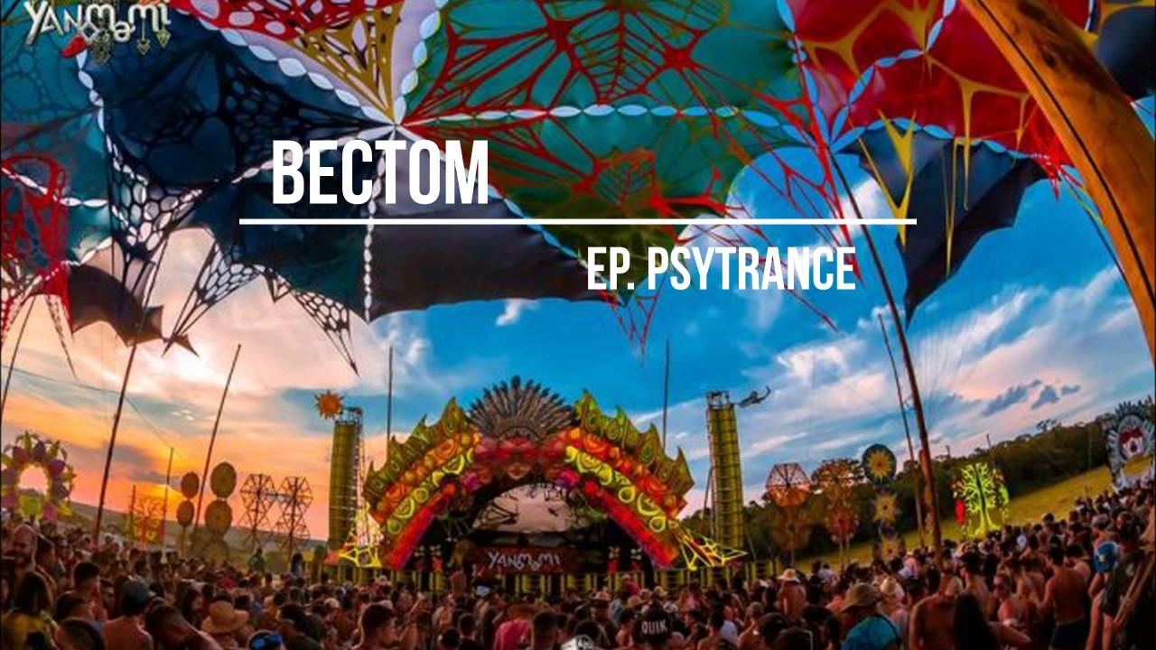 Psytrance Mix 2019 - By Bectom