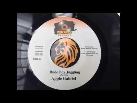 Apple Gabriel Rude Boy Juggling