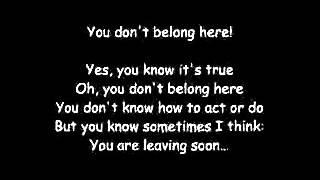 Charlie Sexton - You Don't Belong Here