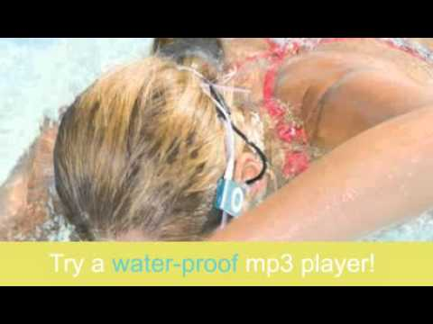 www.swimman.com.au water proof mp3 players and waterproof ipods