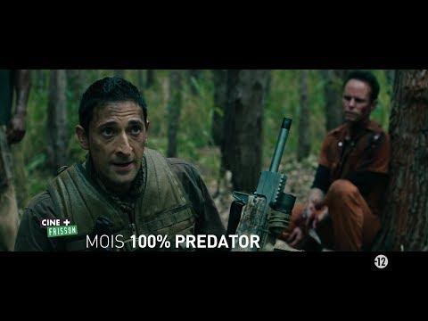 MOIS 100% PREDATOR BA CINE+FRISSON