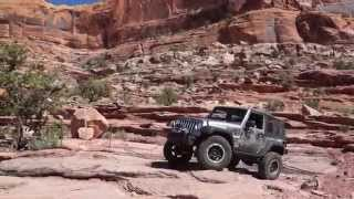 Rancho  3 & 4-inch Trail Suspension Systems Overview for the Jeep Wrangler JK