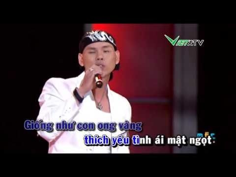 Cạm Bẫy Tình Yêu - Phan Đình Tùng - KARAOKE Full HD Full Beat