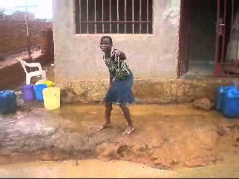 Congo Rainy Season - November 2010