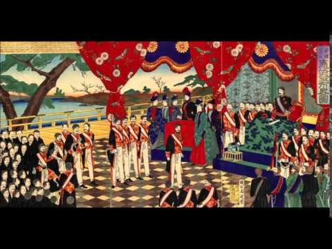THE CONSTITUTION OF THE EMPIRE OF JAPAN 1889 - Full AudioBook