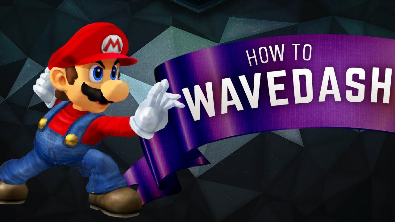 Wavedash - Super Smash Academy