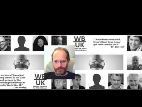 HSBC steal your home, launder drug money, then take over the BBC! Whistleblower Nicholas Wilson