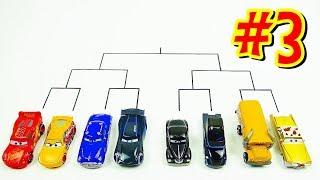 Cars 3 Toys Crazy 8 Demolition Derby Tournament vol 3.Cruz Ramirez Lightning McQueen