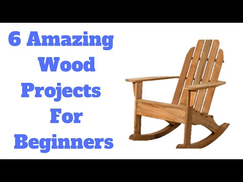 Awesome Designs Woodworking Projects - DIY Wood Projects