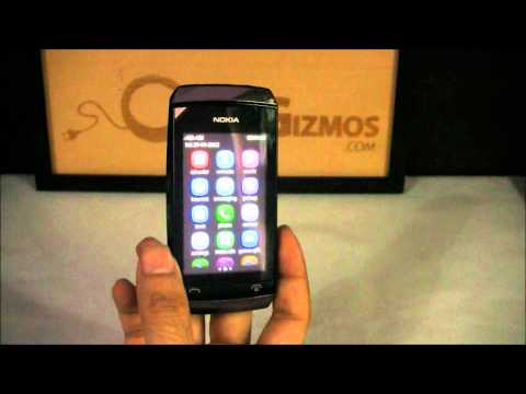 Nokia Asha 305 Dual SIM Full Touchscreen Review