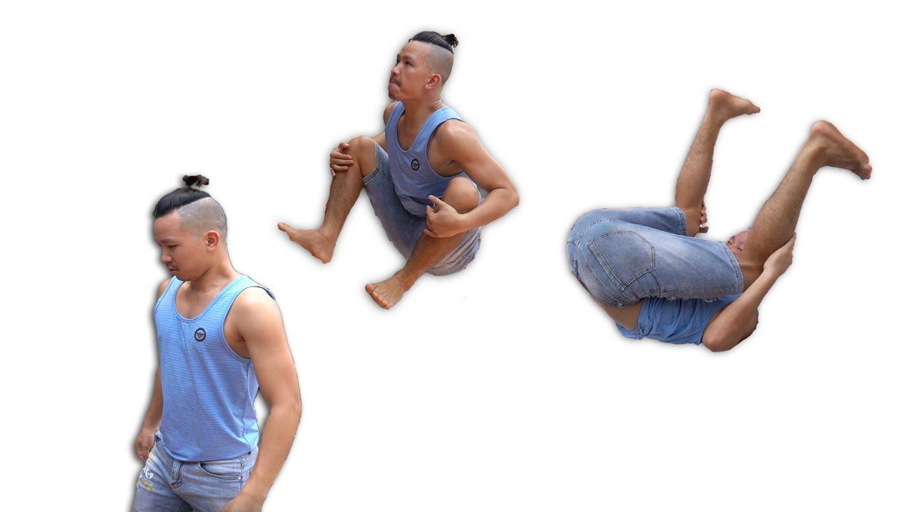 PHD   Thử Thách Nhào Lộn   Backflip Challenge