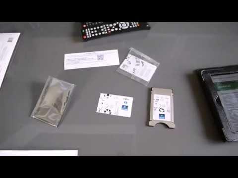 Подключение к спутниковому TV без ресивера (через CAM модуль CI+)