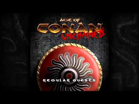 Age of Conan: Voiced Quest 29 - Curse of Constantius II: The Scorpion Caves (Kheshatta)