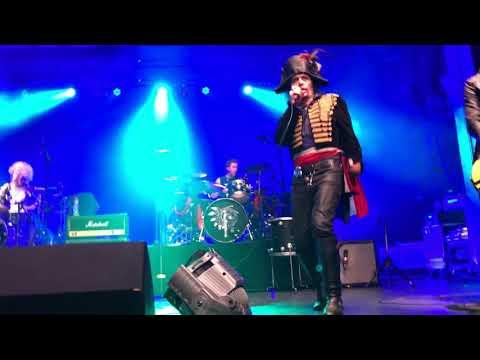 Adam Ant - Magnificent Five (live)