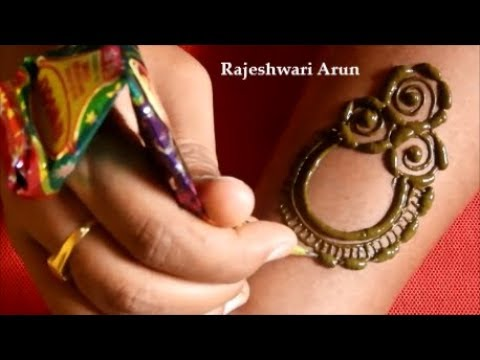Latest Simple  Mehndi Designs for Hands * Easy New Henna Mehndi Designs 2018 * Beautiful Art Designs